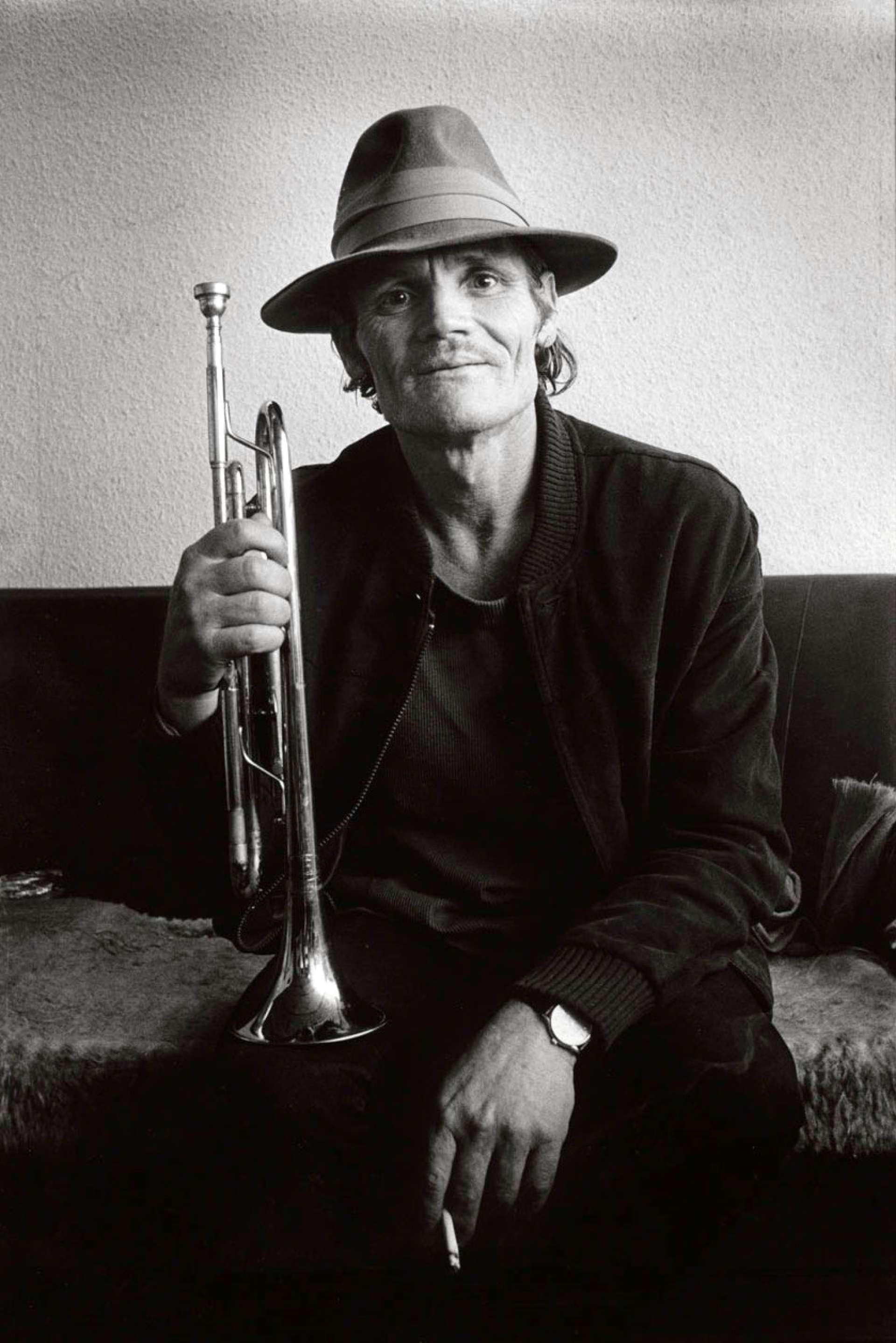 Chet Baker e la malinconia del jazz